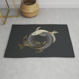 Fade Away - Illustration Rug