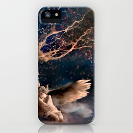 Thousand Cherry Blossoms iPhone Case
