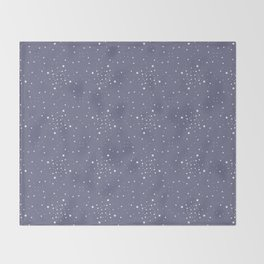 Planetarium Throw Blanket