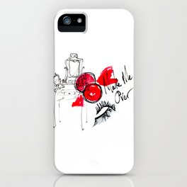 Make Me Over iPhone Case