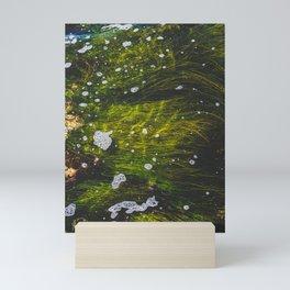 Green in the Current Mini Art Print