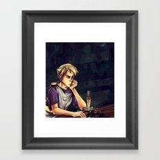 The Augur Framed Art Print