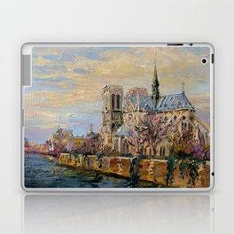Spring in Paris Laptop & iPad Skin