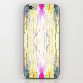 Melt Colors Series: Rain iPhone Skin