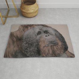 Orangutan! Rug