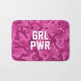 GRL PWR Bath Mat