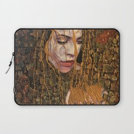 Tree forest Living Energy Nature  Laptop Sleeve