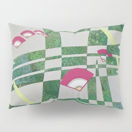 Collective Happiness Pillow Sham
