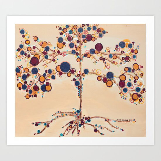 :: Family Tree :: Art Print