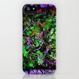 Alien DNA iPhone Case