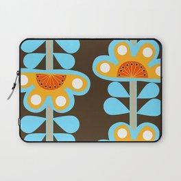 swedish flowers Laptop Sleeve