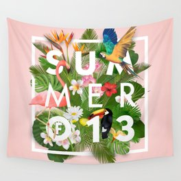 SUMMER of 13 Wall Tapestry