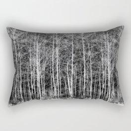 Bare Rectangular Pillow