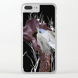 The Nightingale and the Rose Clear iPhone Case