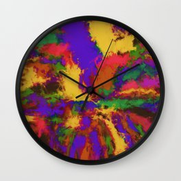 First moment Wall Clock
