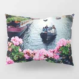 in love with Amster  Pillow Sham