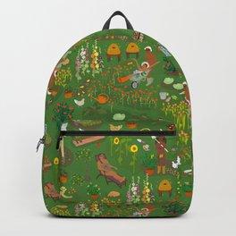 Naked Gardening Day Backpack