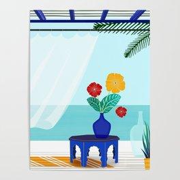 Bali Views Poster