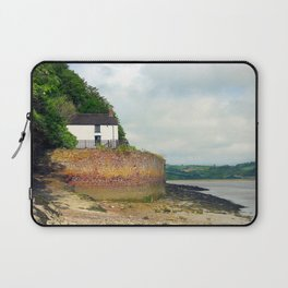 Dylan Thomas.The Boathouse. Laptop Sleeve