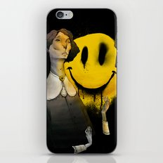 Sadness iPhone & iPod Skin