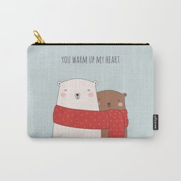 BEAR LOVE Carry-All Pouch