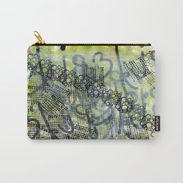 You wear your poetry on your sleeve Carry-All Pouch