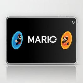 Super Mario Laboratories  Laptop & iPad Skin