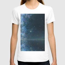 Stars iy tujiki Space Sky night time Night T-shirt