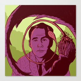 John Wyndam - The Day of the Triffids Canvas Print