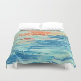 Sun and Sea Duvet Cover