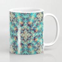 Geometric Kaleidoscope Mug