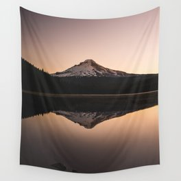 Oregon Mountain Adventure Wall Tapestry