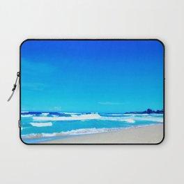 Carribean Coast Laptop Sleeve