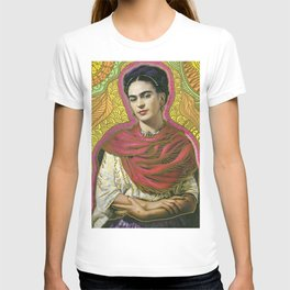 Holy Frida / Santa Frida T-shirt