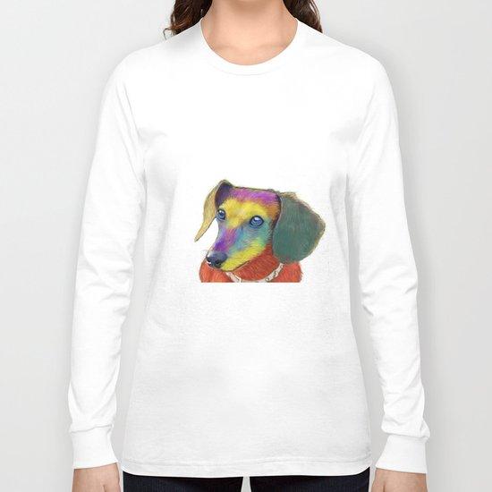 Dachshund Dog Long Sleeve T-shirt