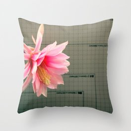 A Chart Topper Throw Pillow