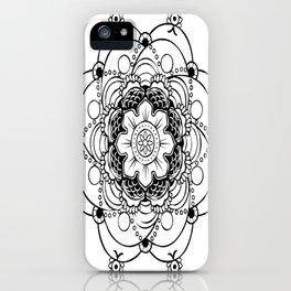 Lotus Ink iPhone Case
