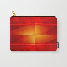 The Red Ideal Carry-All Pouch