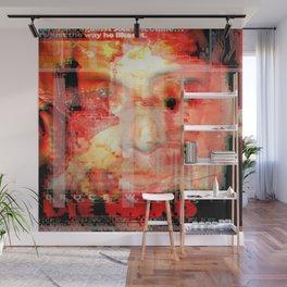 Die Hard Wall Mural