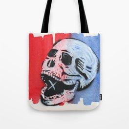 Gunga Skull 02 Tote Bag