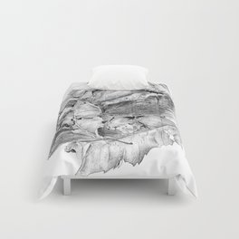 camo mouse #2 Comforters
