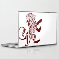 gryffindor Laptop & iPad Skins featuring Gryffindor Pride by Gabriela Michelle