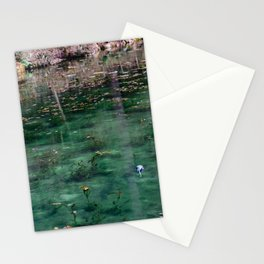 Edge of Winter Stationery Cards