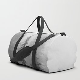 Forest In The Clouds - Nature Photography Duffle Bag