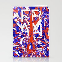 france Stationery Cards featuring France by Danny Ivan