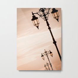 Southsea Sunset Metal Print