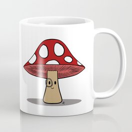 Dapper 'Shroom Coffee Mug