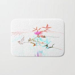 Unnatural Decay  Bath Mat