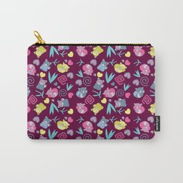 Cute Red Pandas Pattern Carry-All Pouch
