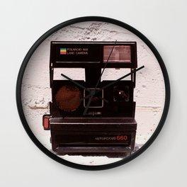 Sun 660 AF, 1981 Wall Clock